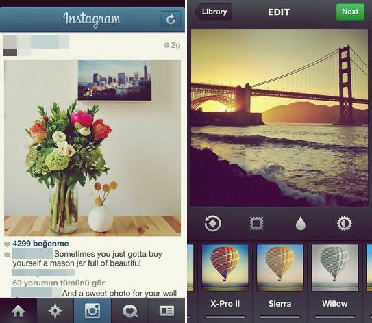 instagram aplicativo
