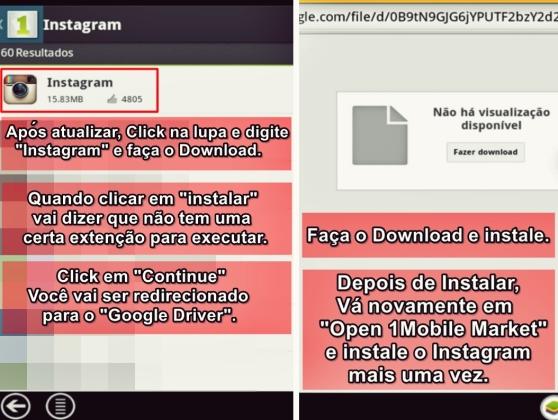 tutorial postando fotos no instagram pelo pc - 2